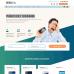 Шаблон сайта-одностраничника ремонт телефонов Apple, Android